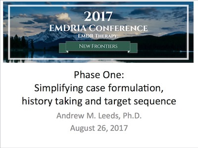 EMDRIA conference 2017 phase one image